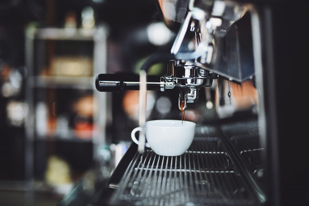 cafetières à dosette