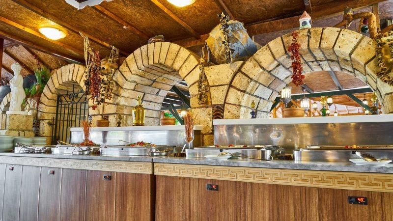 La cuisine dans les hôtels, notre petite expérience