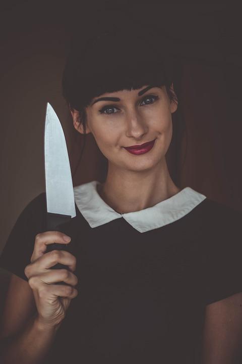 Le couteau du cuisinier