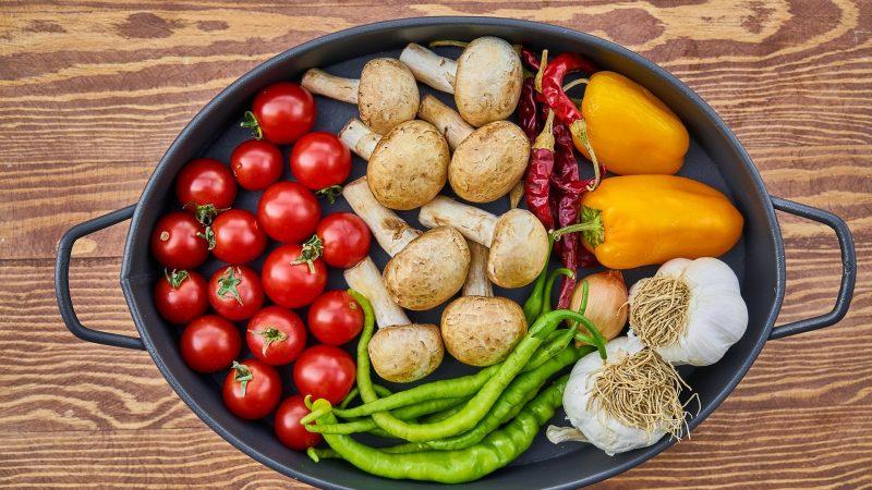 Opter pour des produits frais et naturels dans vos assiettes