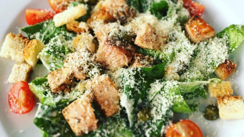 Recette été : la salade césar !