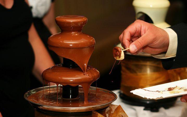 Commnt utiliser une fontaine à chocolat